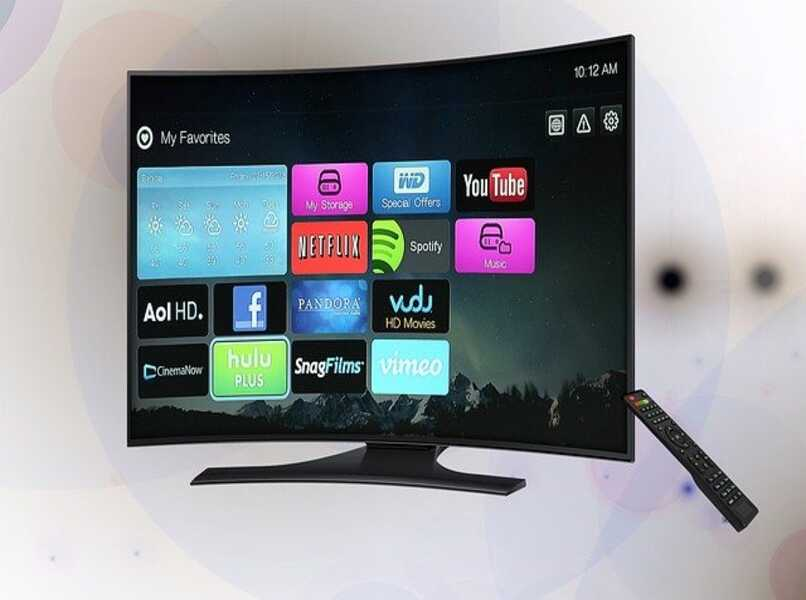 smart tv operating system interface