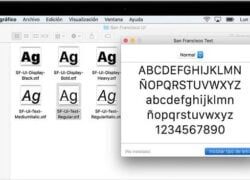 How to Download and Install Various Types of Fonts on My Mac?  - Easy and Fast (Example)
