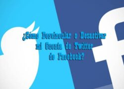 How to Unlink or Deactivate my Twitter Account from Facebook?  (Example)