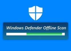 How to Download and Use Windows Defender Offline in Windows 10 (Example)