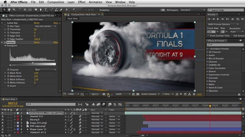 auto editor after effects