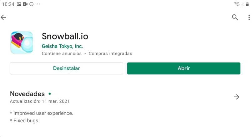 snowball io game play store