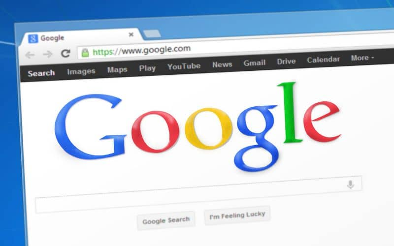 search google home page