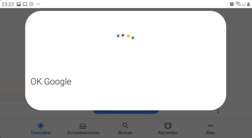android ok google assistant