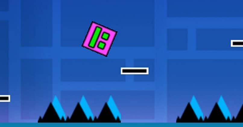 play geometry dash low levels