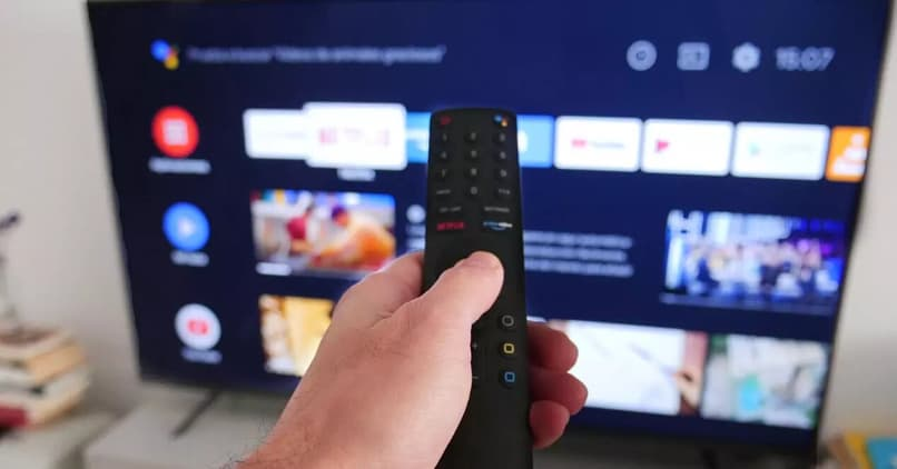 control for android tv